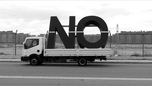 Hay que ver cómo somos: decir NO