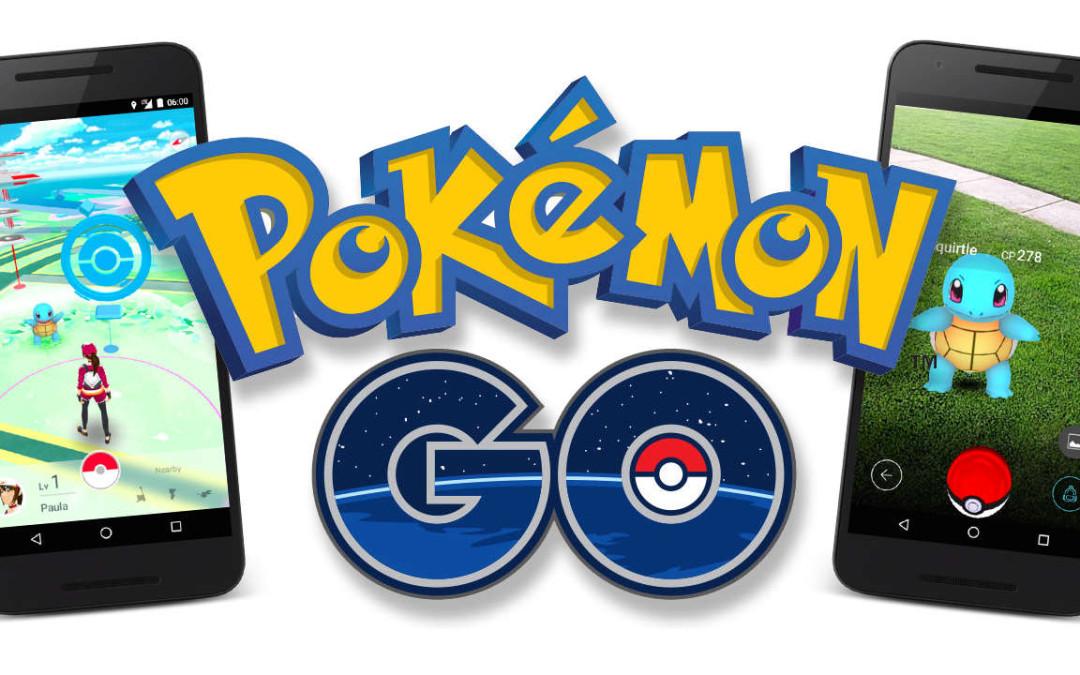 Hay que ver cómo somos: Pokemon GO
