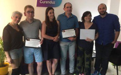 I.Concurso de Euskal-Relatos Eróticos Gurenduz