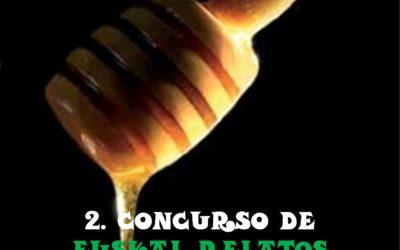 II. Concurso de Euskal Relatos Eróticos